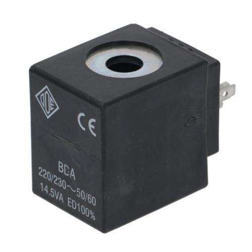 Solenoid Valve Coil 230V - 14.5VA - ODE BDA08223DS