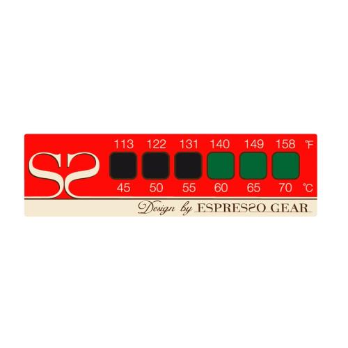 ESPRESSO GEAR ATTENTO Adhesive Milk Jug Thermometer