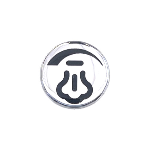 Steam Tap Badge / Sticker - 23mm - WEGA WY29037