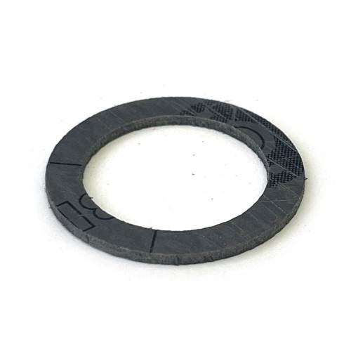 Flat Gasket - 32mm x 24mm x 1.5mm - CARDBOARD / PAPER