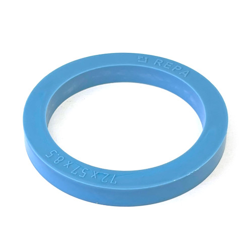 Group-Head Gasket Seal - 72mm x 57mm x 8.5mm - GAGGIA - SILICONE