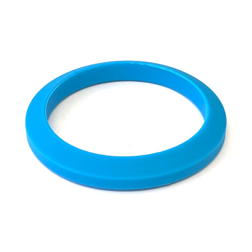 Group-Head Gasket Seal - 71mm x 56mm x 9.0mm - CONICAL - SILICONE