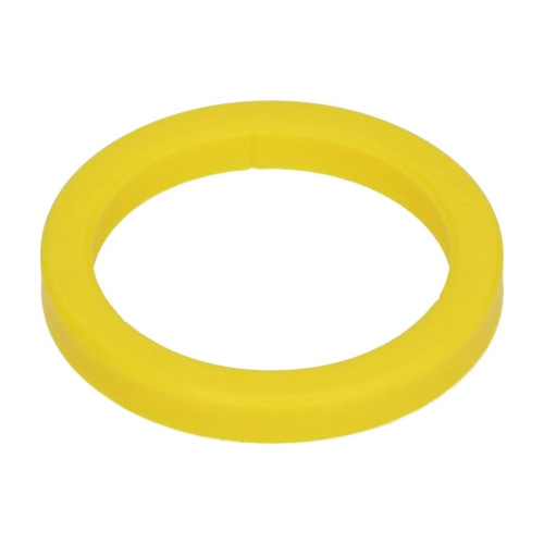 Group-Head Gasket Seal e61 - 73mm x 57mm x 8.5mm - INTERNAL SLITS / GROOVES - SILICONE - CAFFEWORKS