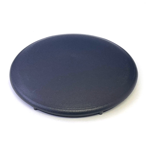 Coffee grinder doser lid - OD 120mm - BLACK - QUAMAR