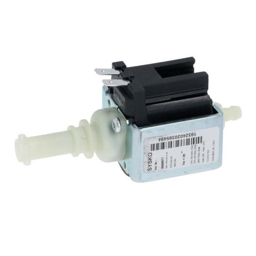 SAP HP4 V03 Espresso Machine Vibration Pump - QUICK COUPLING 6mm - 66W 50 Hz 240V