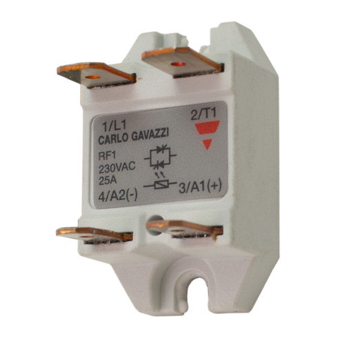 Solid State Relay SSR Electric - Load 25A 250 VAC - Input 9-18 VDC