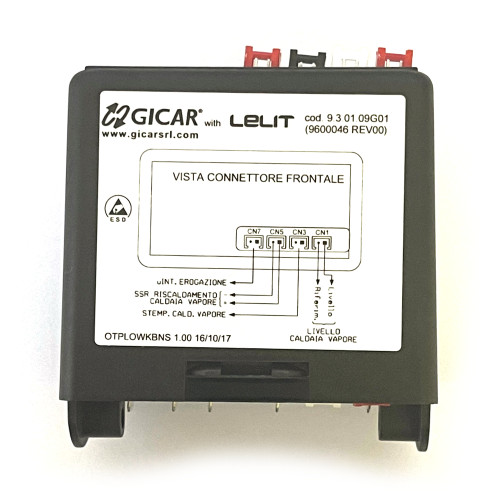 Control Box - Water Level Auto-fill Regulator - 100-240Vac - 9600046 - 9.3.01.09G01