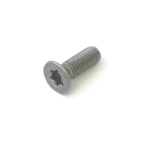 Screw M4 x 12mm - Torx T20 Countersunk Head - Stainless Steel