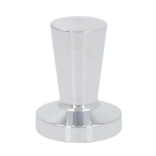 MOTTA Coffee Tamper 57 mm Flat - Polished Stainless Steel - 1360