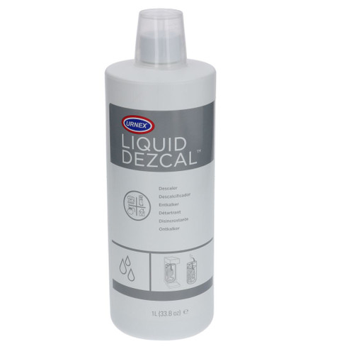 URNEX DEZCAL Descaling Liquid for Coffee Machines 1.0L