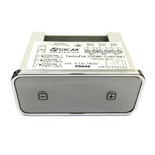 PID Digital Temperature Controller 230V - GICAR 9.3.01.14G02 - ECM P6046