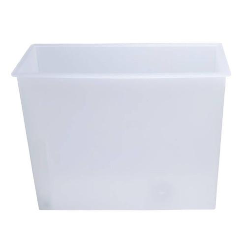 Water tank / container - Complete - White Plastic - ECM P6014.K