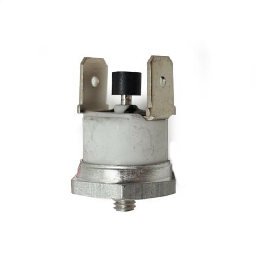 Temperature fuse / Thermal fuse - 145 Degree C - Manual Reset - SHORT M4 - 16A 250V - ECM C199901550.1