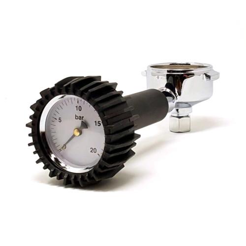 Diagnostic Filterholder with Pressure Gauge - e61 6mm Lugs - 700113-V