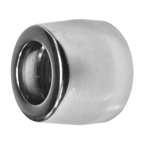 "Lever Steam Tap Nut 3/8"" BSPF - Chromed - 22mm x 18mm - BEZZERA 5222823CM"