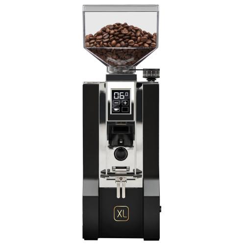 EUREKA ORO MIGNON XL 65mm Flat Burr Doser-less Coffee Grinder - BLACK