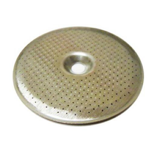 Shower Screen 52mm - Square Grid Holes - 5mm Concave Hole