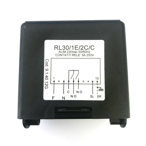 Control Box - Water Level Auto-fill Regulator - 230Vac - RL30/1E-2C/C GICAR 9.1.40.12