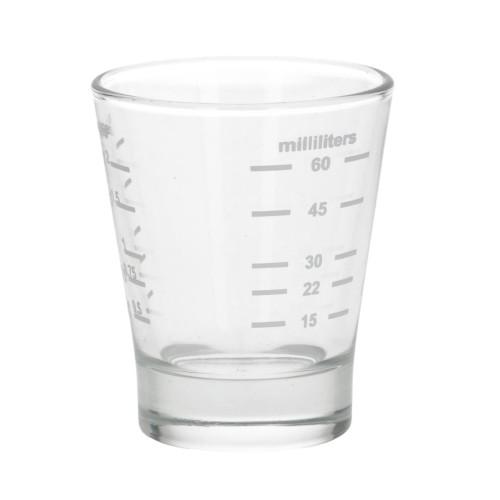 Espresso Measuring Glass 30ml 60ml