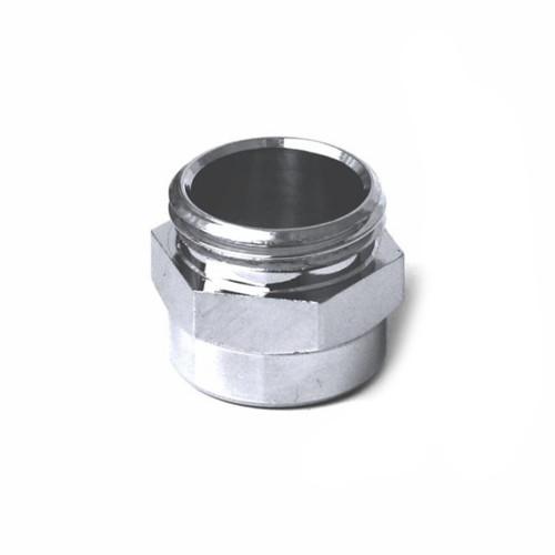"Sightglass Nut 3/8"" BSPM - CHROME - EUROPICCOLA - PAVONI"