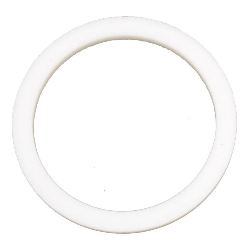"Flat Gasket 53X43X3 mm - 1.25"" BSP Fitting - PTFE Teflon"