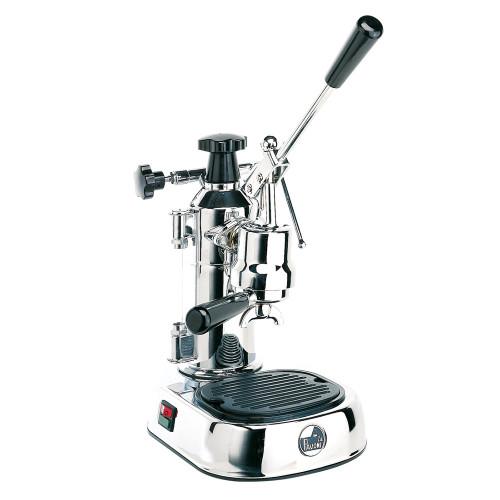 LA PAVONI Europiccola Lever 0.8 L Espresso Coffee Machine Chrome