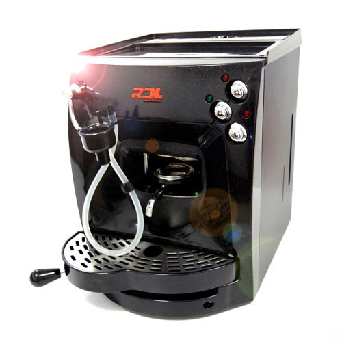 RDL Cream ELE with Cappuccinatore milk frother