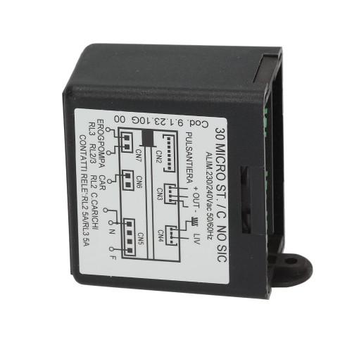 Doser Control Box 1 Group - Water Level Auto-fill Regulator - 230V - VIBIEMME - GICAR 9.1.23.10