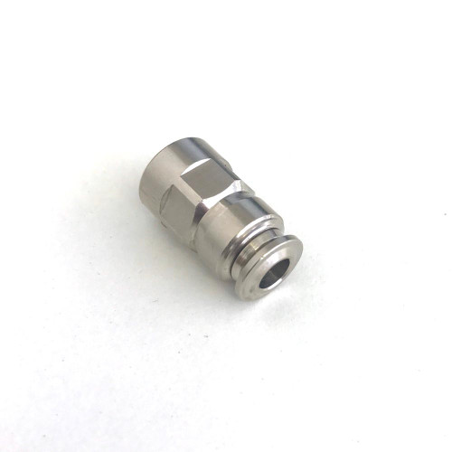 """Quick-release press-fit fitting - 5mm Female Press-Fit - 1/8"""" BSPF"""