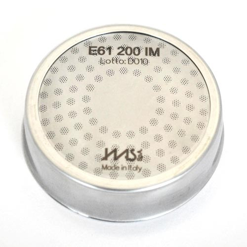 Precision shower screen e61 58 mm - IMS E61200IM - OD60 mm 200 µm 98x3.0 mm holes