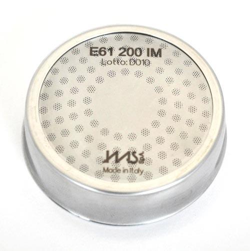 Precision shower screen e61 58 mm - IMS E61200IM - OD60 mm 200 µm 98x3.0 mm holes