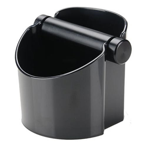 Tiamo Coffee Knock Box Black