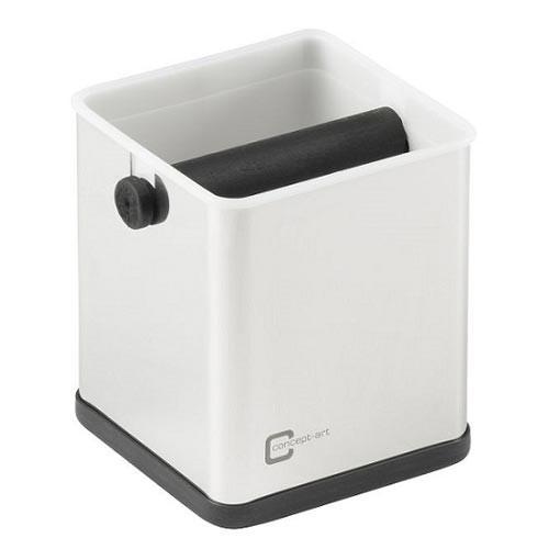 Concept-Art Knock Box Polished Aluminium