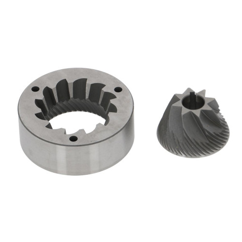 Grinder Burrs Conical OUT63x40x23 IN40x12x23 RH 3 hole (Pair) MAZZER Kony