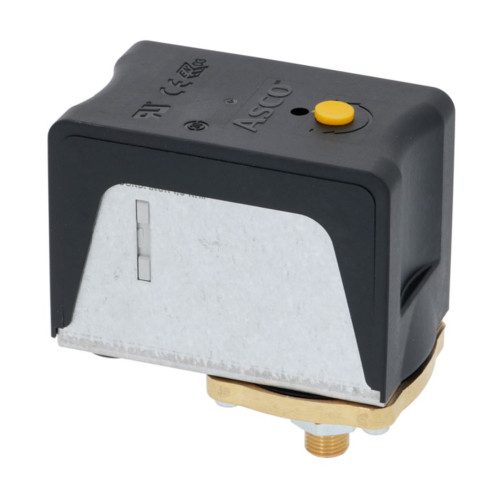 "Pressure Switch 0.5-1.4 BAR - 1/4"" BSPM - 3-Pole 30A - SIRAI P302T6B0"
