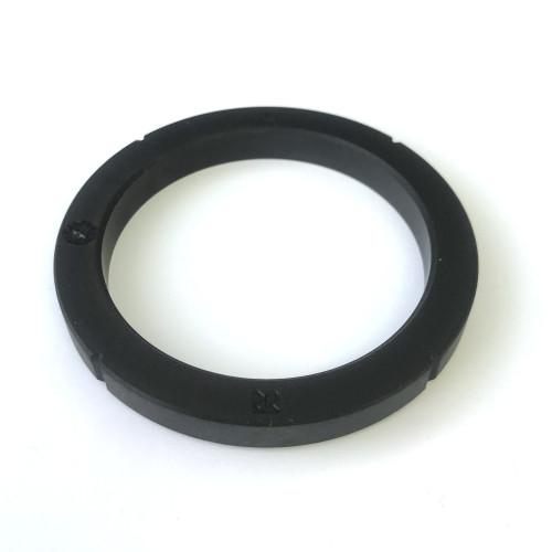 Group-Head Gasket Seal 73x58x8.2mm - External Cuts / Grooves - RANCILIO Genuine - 36301030