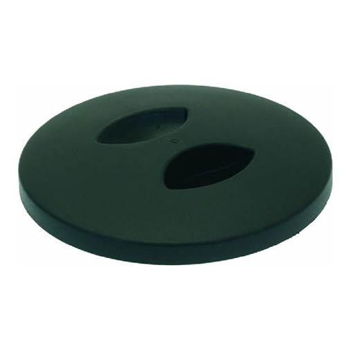 Coffee grinder bean hopper lid OD 160 mm Black - Mini - MAZZER