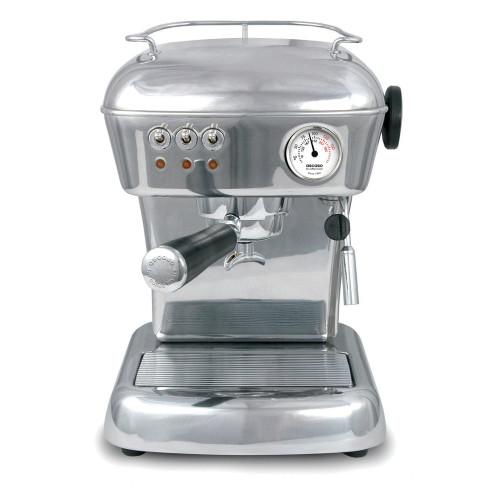 ASCASO DREAM Single Thermoblock Vibration Pump Tank Espresso Coffee Machine - Polished Aluminium