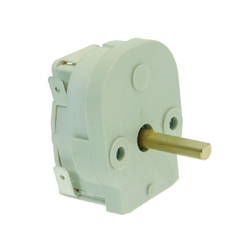 Timer Mechanical D-shaped Pin 4 Minutes 2 Pole 16A 250V