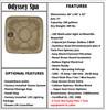 Odyssey Spa Spec Sheet