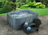 Select, 400, 4,Person, Plug-N-Play, 110v, 115v, 220, 240v, convertible, Spa, hot tub,  Featuring , 20, Stainless Steel, Jets, FREE SHIPPING, premium, deluxe, dream maker, aquarest, roto, rotational, molded, unibody, ozone,  2 speed, 4kw heater