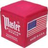 Masters Billiards Chalk Red