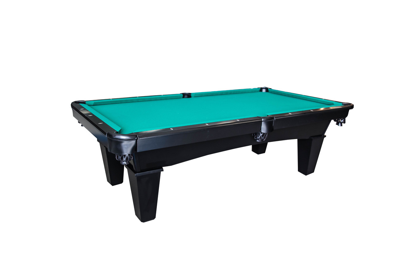 8' Mustang Pool Table