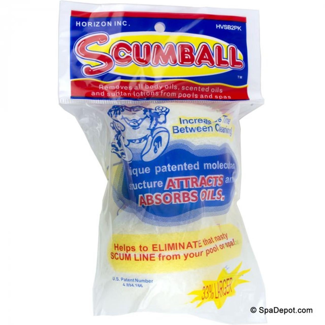2 Pack - Scum Ball - 2 Pack