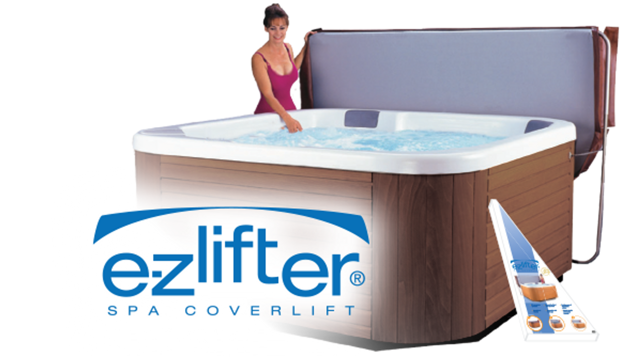 E-Z LIFTER®  SPA COVER-LIFT