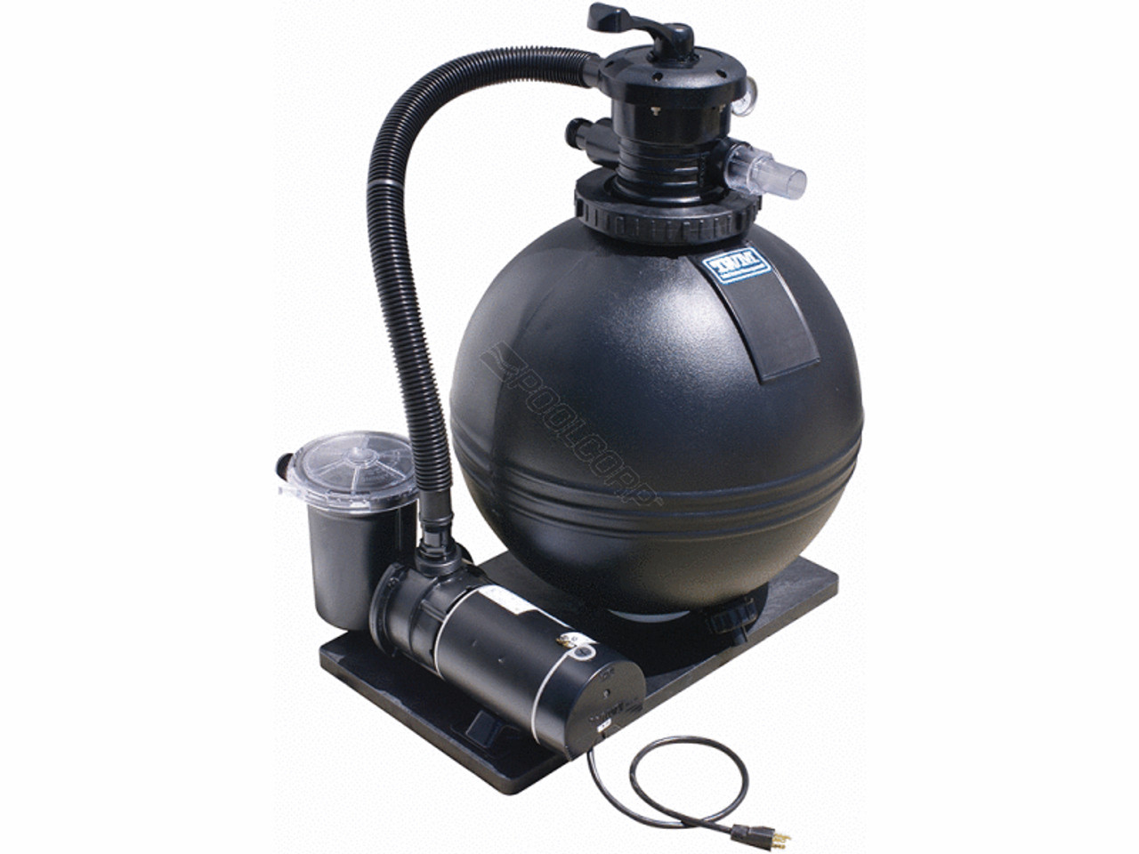 "Waterway 22"" Tank w/ 1.5 HP Hi-Flo Sand System - 520-1700"