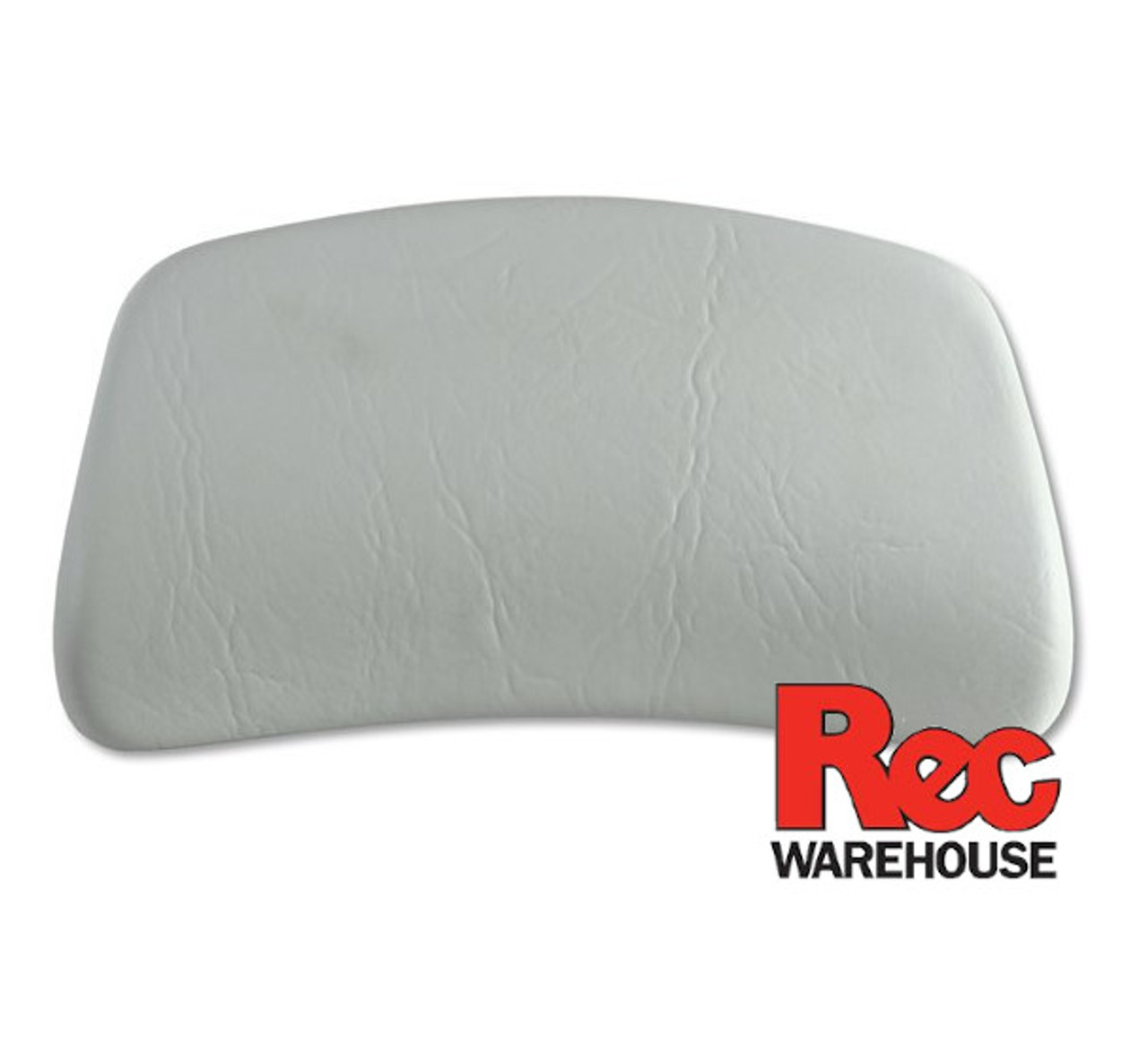 6455-445 Sundance Pillow, Chevron, Gray with Suction Cups
