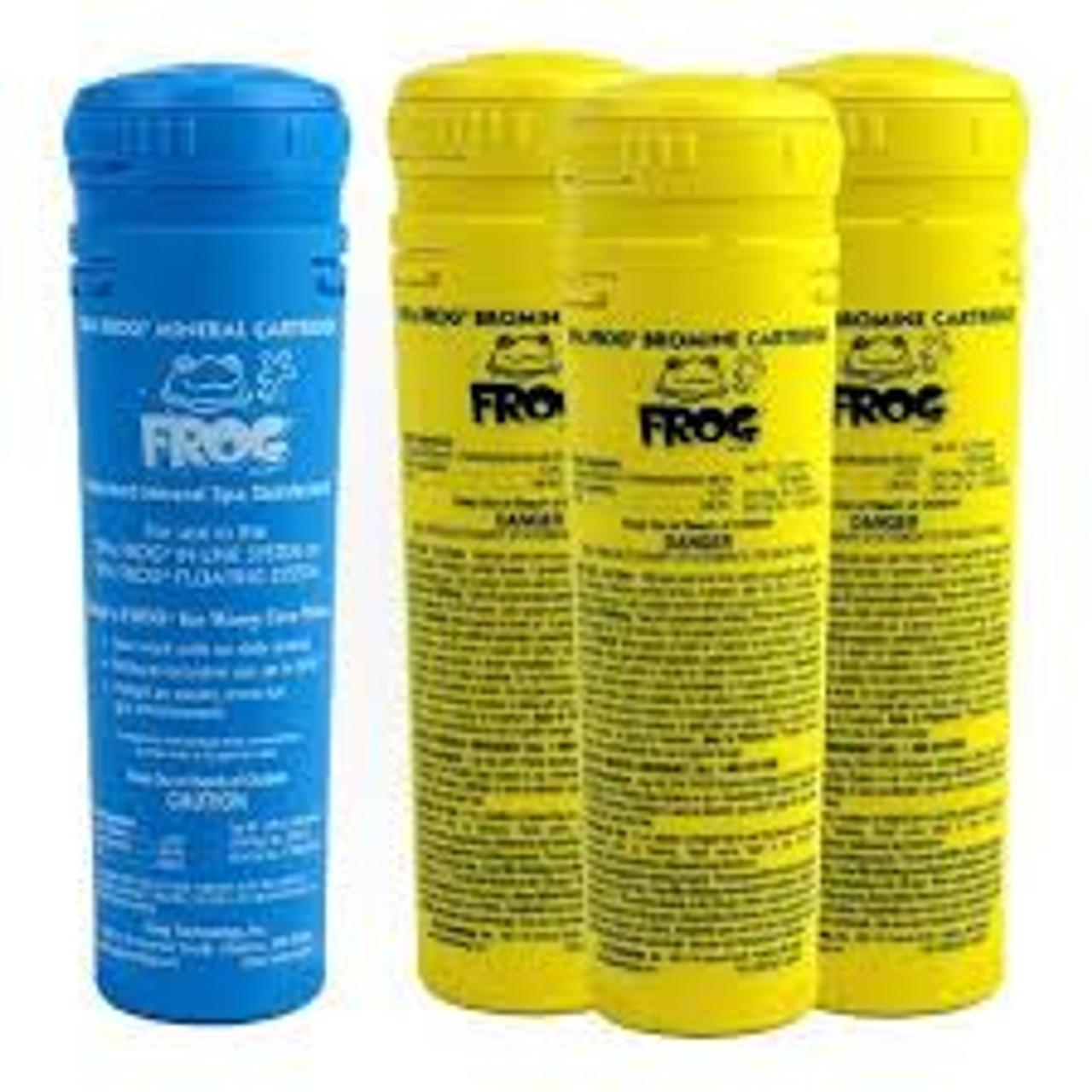 King Technology Spa Frog Cartridge Refill Kit