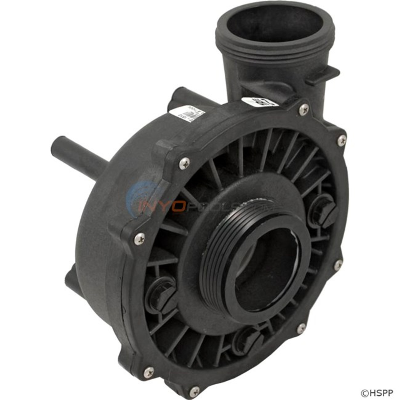 "Waterway, Executive, Wet, End, 2.5"", 56, Frame, 1, 1.5hp, 2hp, 3hp, 4hp, 4.5hp, 5hp, 310-1460, 310-1480, 310-1500, 310-1440, 310-1510, Pump, hot, tub, spa"