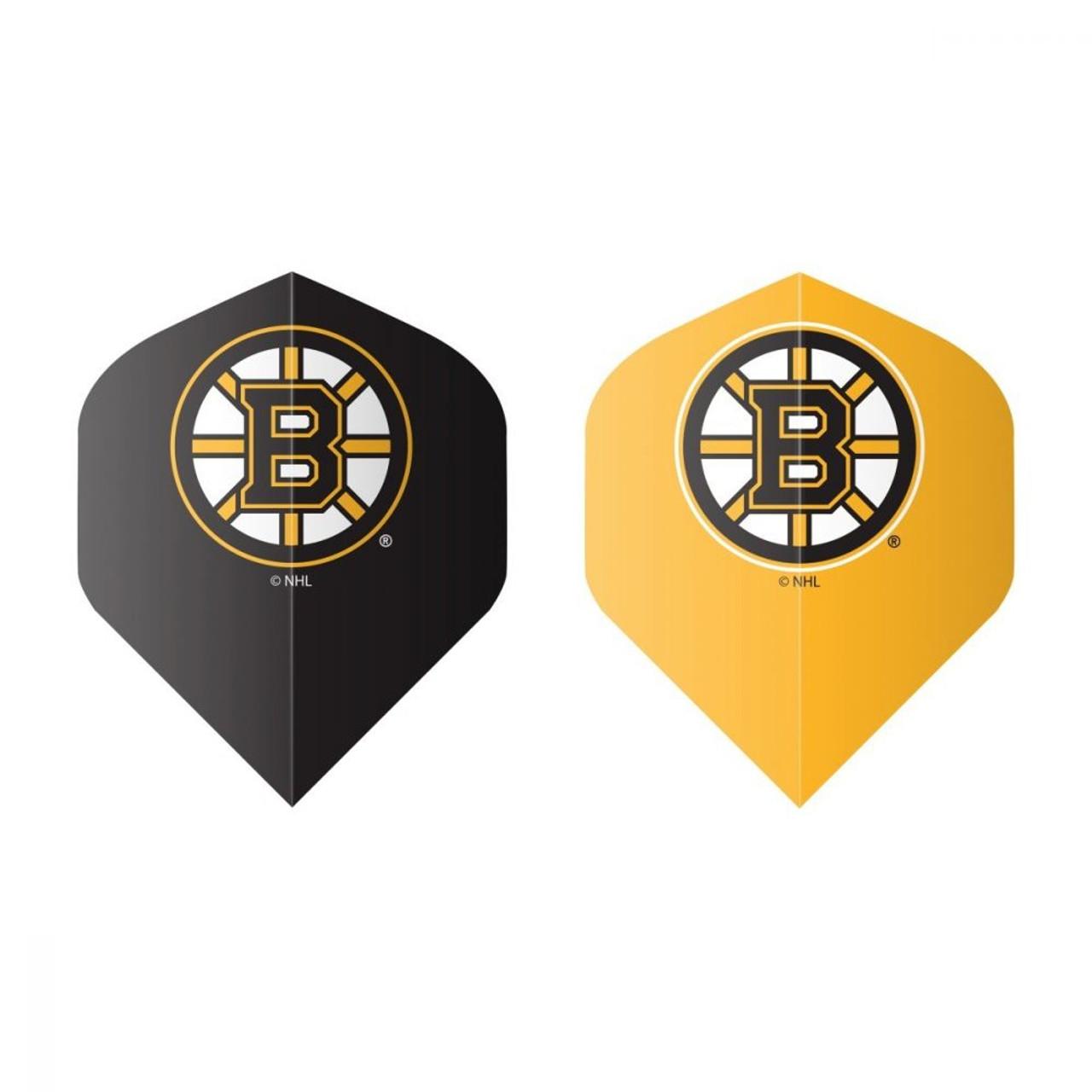 Boston Bruins Fan's Choice Dartboard Set  FREE SHIPPING